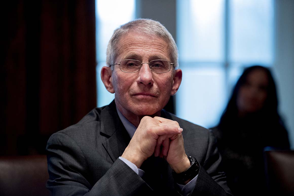 Fauci warns against potential new COVID-19 surge as cases remain high