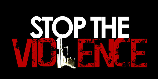 #STOP THE VIOLENCE