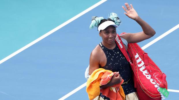 Venus Williams drops epic response to Naomi Osaka firestorm