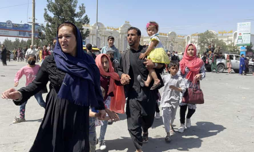 Afghanistan Fear Spreads in Kabul as Taliban Take Charge