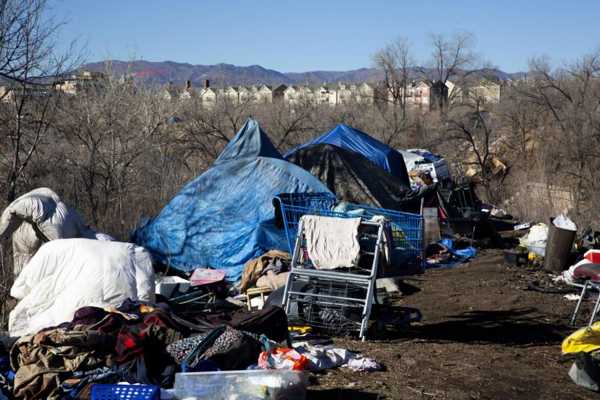 Colorado has the No. 3 Highest Rate of Homelessness in the Nation